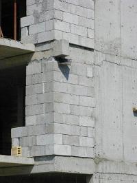 Стена полистирол бетон