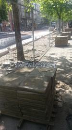 плочки от бетон по поръчка