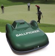 Робот за събиране на голф топки