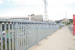 парапет метален за мостове