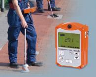 Електроакустичен уред за откриване на течове