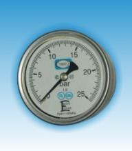 Измерватели на налягане - манометри ф100
