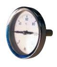 Термометри с капилярна тръбичка