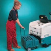 Метачка за подове  с акумулатор