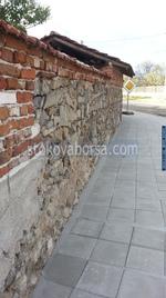 ограда от камък по поръчка