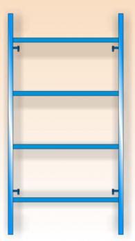 Основна Н-рамка за скеле Тип Н-1