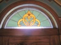 Витражи с арка