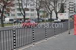 изработка на тръбно решетъчни пана 1,80м x 1,00м за тротоари и пътища