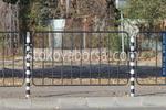 изработка на тръбно решетъчни пана 1,80м x 0,80м за тротоари и пътища