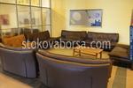 мека мебел по поръчка за лоби бар