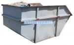 Произвдоство на контейнери от метал за индустриални отпадъци