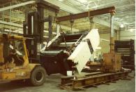 Преместване на печатарска машина