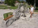 Проектиране и изграждане на изкуствени скали и камъни