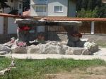декоративни камъни и скали за къщи
