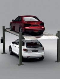 Паркинг система на два етажа