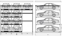 Многоетажни паркинг системи