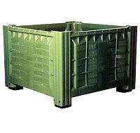 Пластмасови контейнери за агрокултури 1125x1125x770