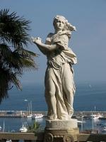 Статуи на жени по индивидуален проект от полимер-бетон