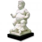 Статуя  от полимербетон - композиция с хора по заявка на клиента
