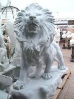 Статуя на лъв по клиентска заявка
