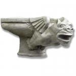 Изработка на статуи на митични животни от полимер бетон