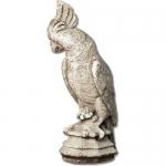 Статуя на птица по индивидуален проект от полимер-бетон