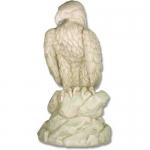 Изработка по поръчка на статуя на птица от полимер-бетон