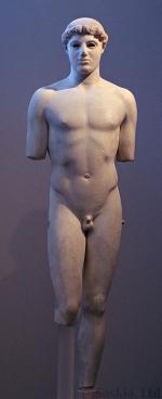 Статуи с мъже