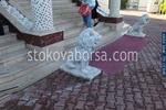 Лъв - статуя