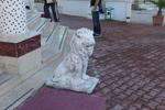 Статуя на лъв по индивидуален проект