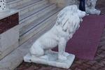 Статуи на лъвове по клиентска заявка от полимербетон