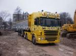Превоз на стоки с товарен автомобил Scania