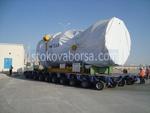 Transport de încărcături agabaritice