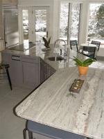 Кухненски плот от мрамор