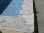Мраморна облицовка за басейн
