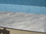 Мраморни облицовки за басейни по поръчка