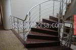 Проекти за мраморни стъпала