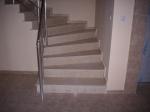 Проектиране и изграждане на стълби от травертин
