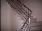Проектиране и изграждане на стъпала от травертин