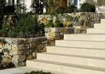 Проекти за стълби с варовикова облицовка