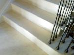 Изработка на варовикови стъпала