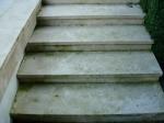 Проекти за стъпала с облицовка от варовик