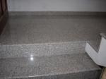 Изработка на стълби с облицовка от гранит