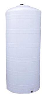 Пластмасова вертикална цистерна 205 см