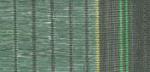 Мрежа против слънце от рафия , 90%; 1.5 м; зелена