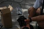 Полагане на оптични кабели по поръчка