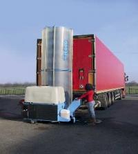 Едночеткови автомивки за товарни автомобили