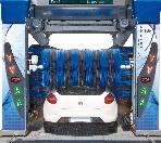 Професионална автоматична еднопортална автомивка