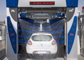 Двупортална автомивка за измиване на автомобили