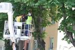 Монтаж по поръчка на улично осветление